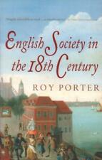 English Society In The 18th Century(Paperback Book)Roy Porter-Pengui-Good