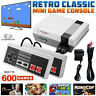 Built-in 620 Classic Games Portable Retro 4 Keys Games Console Gifts for NES EU