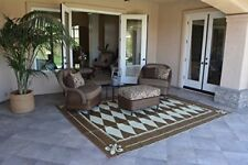 Patio Furniture Rug Regal Diamond Backyard Patio Mat Outdoor Reversible Rug