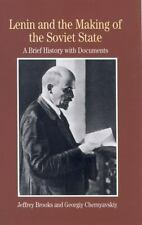 Lenin and the Making of the Soviet State: A Brief History with Documents Bedfor