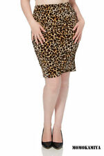 Knee Length A-line Skirts Size Petite for Women