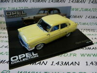 OPE34R voiture 1/43 IXO eagle moss OPEL collection n°70 : KAPITÄN 1955/1958