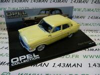 OPE34R voiture 1/43 IXO eagle moss OPEL collection n°70 : KAPITÄN 1955/1958