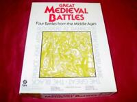 SPI 1979 : Great Medieval Battles - Four Battles of the Middle Ages Game (PUN)