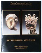 ART PRIMITIF AFRICAIN & OCEANIEN - CATALOGUE VENTE CORNETTE 18 OCTOBRE 1999
