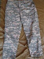 US Army Military Surplus ACU UCP Camo Combat Trousers Pants Medium OIF OEF USGI