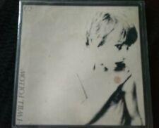 U2 -  I Will Follow  -  Irish Press  - 7 Single