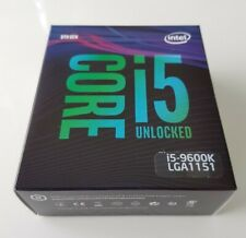 Intel Core i5 9600K 3.7GHz Hexa Core LGA1151 CPU