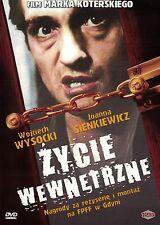 Zycie wewnetrzne (DVD) 1986 Marek Koterski POLISH POLSKI