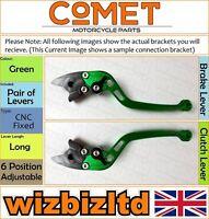 Ducati 1299 Panigale 2015 [Long Vert ] [ Comet Réglable Course Levier]