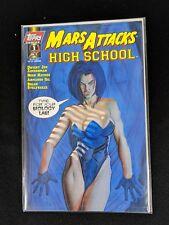 Mars Attacks High School 1 Topps Comics Dwight Jon Zimmerman Brian Stelfreeze