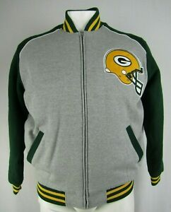 Green Bay Packers NFL Super Bowl Champions Men's Full-Zip Insulated Jacket