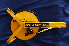 Wheel Clamp - Klamp It Model A For Cars, Caravans, Boats, Trailers, Security