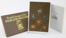 Royal excellent état 1980 décimale pièce de monnaie ÎLES MALOUINES