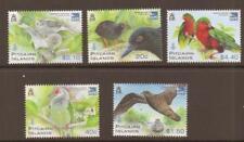 PITCAIRN ISLANDS SG831/5 2011 RARE BIRDS MNH