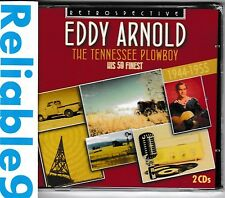 Eddy Arnold - Restrospective The Tennessee Plowboy 1944-55 2CD Sealed-Made in UK