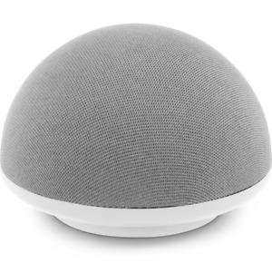 Urge Basics UG-M6-WS Soundome Bluetooth Wireless Speaker, White/Silver