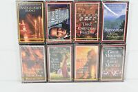 Lot of 8 Sealed Cassettes Reader's Digest  NEW Assorted Artists Classic Favorite