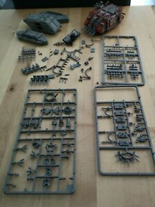 Warhammer 40k Chaos Rhino And Parts To Make Another