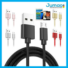 Cable de charge Micro USB 1M pour Wiko Bloom/Darkfull/Cink lggy/Slim/Stairway
