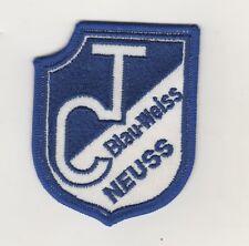 Tela Parche Parches TC Blanco Azul Neuss Tenis Club