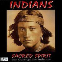 Sacred Spirit Indians-Die Gesänge der Indianer (1994) [CD]