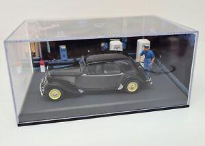 Die cast 1/43 Modellino Auto Diorama La Route Bleue Citroen Traction
