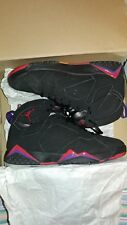 VERY RARE air jordan retro 7 raptors 2012.