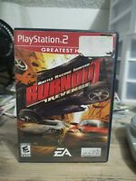 Burnout Revenge - PlayStation 2 by Electronic Arts