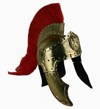 Römer Prätorianer Helm Prunkhelm Garde Ritter Rüstung Larp Legionär sca  R239