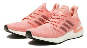 adidas Ultraboost 20 GPNK MARO SCOR EG0716 Pink Men Authentic Sneakers US 6 - 8