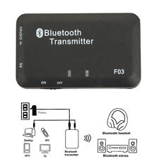 3.5mm Audio Bluetooth Transmitter A2DP Stereo Dongle Adapter for Mp3 TV iPod PSP