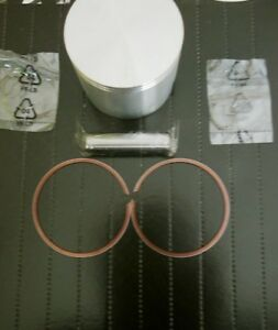 """BANTAM 198C PISTON  KIT -SUITABLE DEVELOPERS/ COMPETITION-WITH 9/16"""" PIN! E501"""