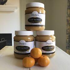 Raw Orange  Blossom Honey Unheated Unfiltered Stockins 5lb 10lb Free Shipping
