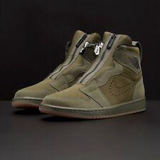 f5019ce8c1fa Nike Air Jordan 1 High ZIP Baskets UK 13 EU 48.5 Basketball Bottes  AR4833-300