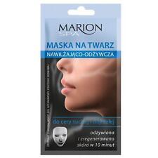 Marion SPA Hydrating & nourishing face mask Maska na twarz nawilżająco-odżywcza