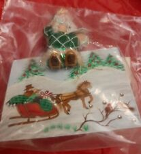 Patricia Breen Joycean Claus Carriage Halls Event exclusive bejeweled