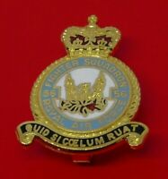RAF Museum Royal Air Force Enamel Pin Badge No 56 Fighter Squadron
