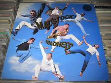 ORIGINAL MADNESS LP MADSTOCK INDIE NEW WAVE POWERPOP ALT SKA 2 TONE NM GO DISC