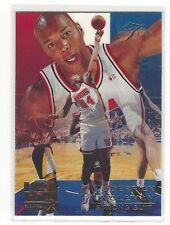 1994 FLAIR USA U.S.A. BASKETBALL DERRICK COLEMAN #9 - STRONG SUIT