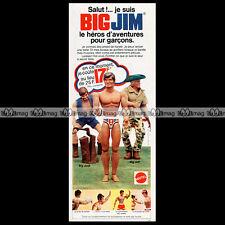 Mattel BIG JIM JOSH JEFF - 1975 Pub / Publicité / Vintage Action Figure Ad #C52