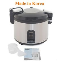 NEW CUCKOO JUMBO 30 CUPS  5.4 Litre Commercial Electric Rice Cooker Warmer