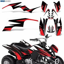 Yamaha Raptor 80 Decal Graphic Kit Quad ATV Decal Wrap Racing Parts 2002-2008 MR