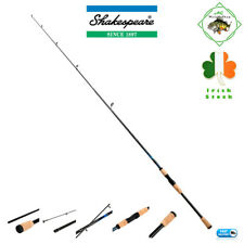 Shakespeare Conquest Carbon Spinning Rod Light Weight 6 Ft Spinning Rod Spin Rod