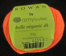 (€ 14,40/100 G): 200 G Rowan, amybutler belle Organic DK SH 020 Clementine #1888