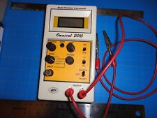 World Precision Instruments Omnical Wpi 2010-A Voltage Calibrator Generator