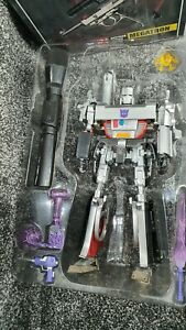GENUINE Masterpiece Transformers Megatron MP05 Boxed With All Accessories