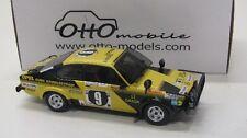 Opel Kadett C GTE ( Ralley 1979 ) Röhrl / Otto Mobile 1:18