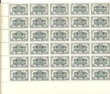 YVERT N° 609 x 30 100 ANS SERVICE POSTAL TIMBRES FRANCE NEUFS sans charnières