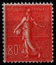 SEMEUSE Lignée 80c rouge, Neuf ** = Cote 60 € / Lot Timbre France 203